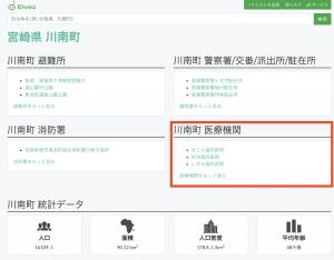 宮崎県 川南町の例 – 地方創生ポータルサイト エルブズ