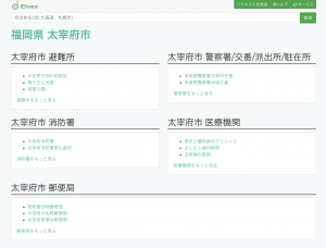 福岡県 太宰府市の例 - 地方創生ポータルサイト エルブズ